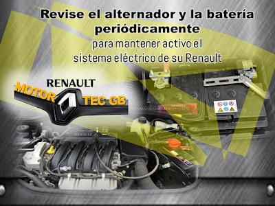 Sistema Electrico Renault
