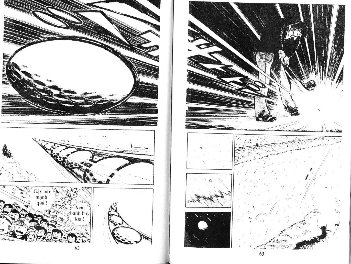 Ashita Tenki ni Naare chapter 47 trang 31