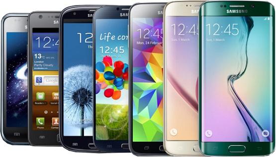 Sejarah Perkembangan Handphone Pintar Samsung Memetik Ilmu