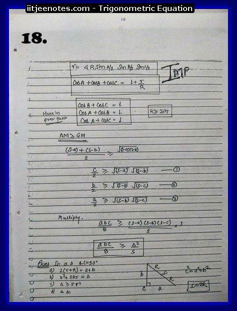 Trigonometric Equation images8