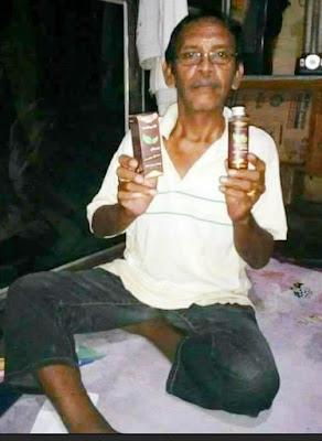 Terapi Penyakit Stroke Menggunakan Produk Minyak varash