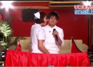 Programa japonês de Karaoke enquanto te masturbam