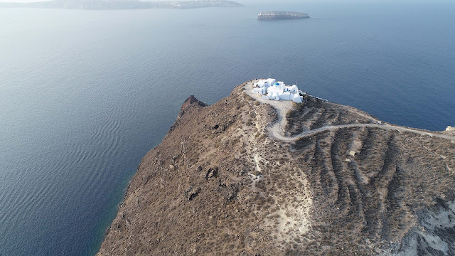 New evidence from Therasia alters date of Santorini explosion