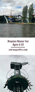 Drayton Manor is great for little ones that like Thomas the tank engine but what if you kids have outgrown him?