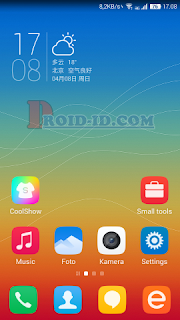 Rom Cool UI V69-8670 For Huawei Honor 3C H30-U10