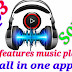 Full features music players all in one app