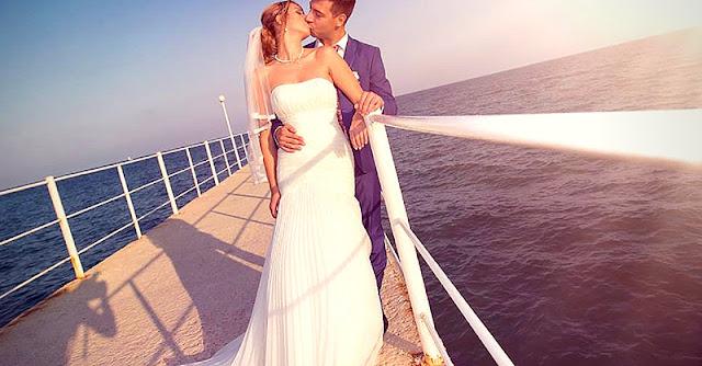 сватба в комплекс Ривиера златни пясъци