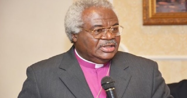 Indecent language: NPP is far better than any party - Rev. Martey