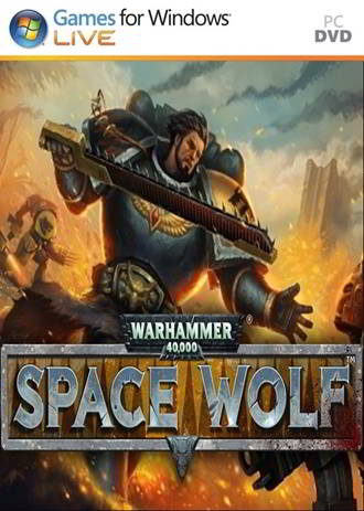 Warhammer 40.000: Space Wolf PC Full Español