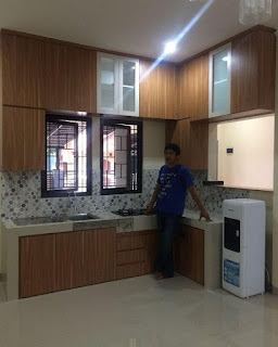 Kitchen Set Murah Pondok Melati