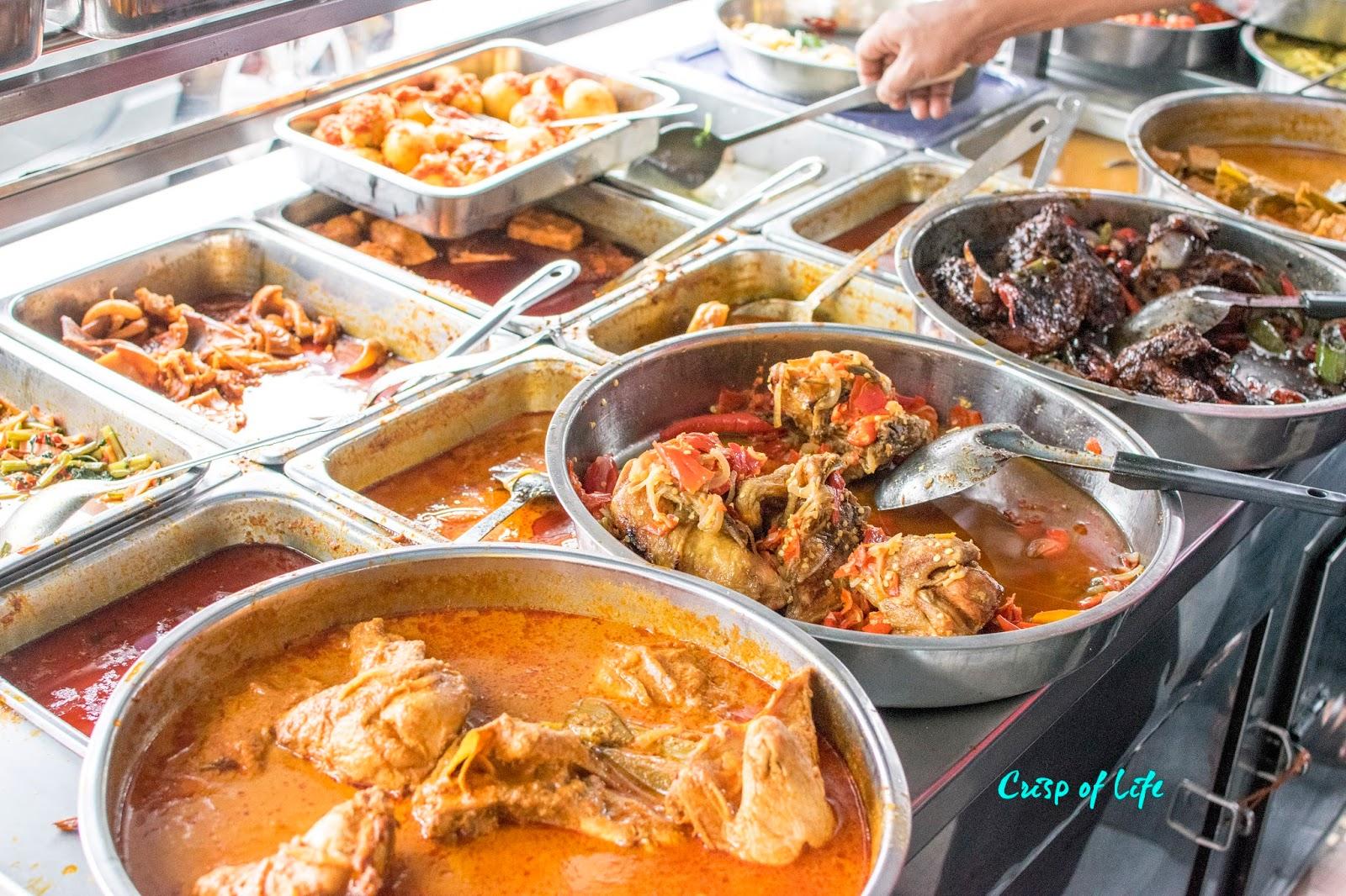Restoran Nasi Padang Minang @ Jalan Transfer