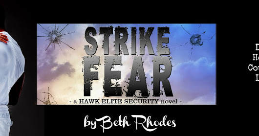 Strike Fear by Beth Rhodes & Giveaway