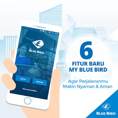 Aplikasi My Blue Bird dengan 6 Fitur Baru