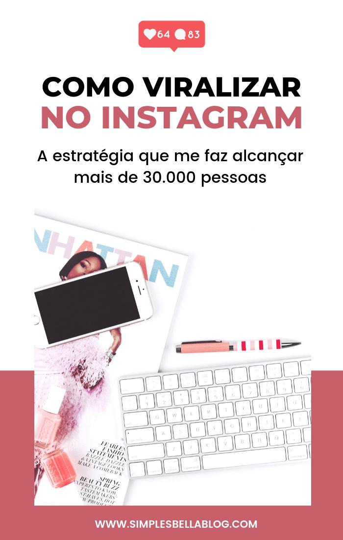 Como viralizar no instagram