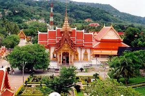 Paket Tour Wisata Bangkok Phuket 5D4N - Jakarta