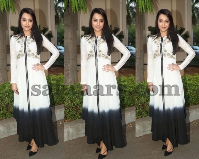 Trisha Floor Length Salwar