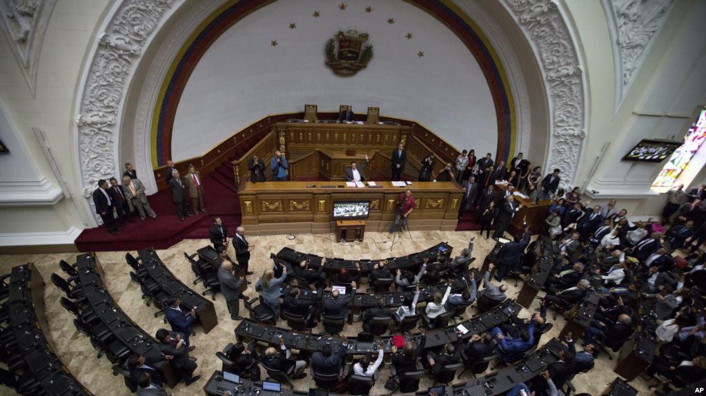 Asamblea Nacional mantiene mayoría opositora