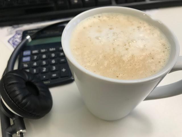 12 von 12 Dezember 2017 - Kaffee