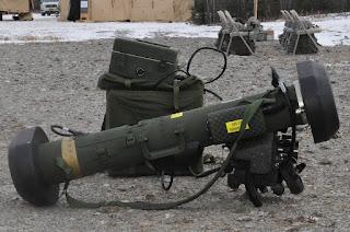 Rudal Anti-Tank FGM-148 Javelin