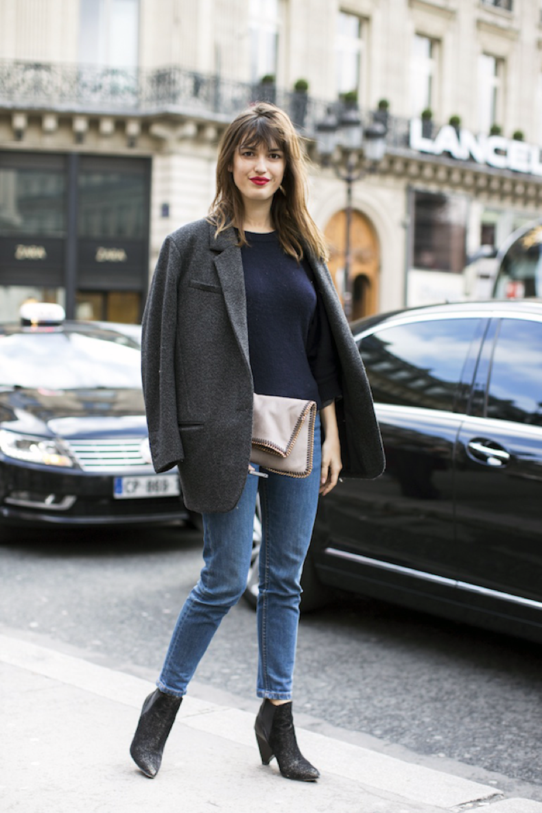 Parisian Fall Outfit Inspiration – Jeanne Damas Style