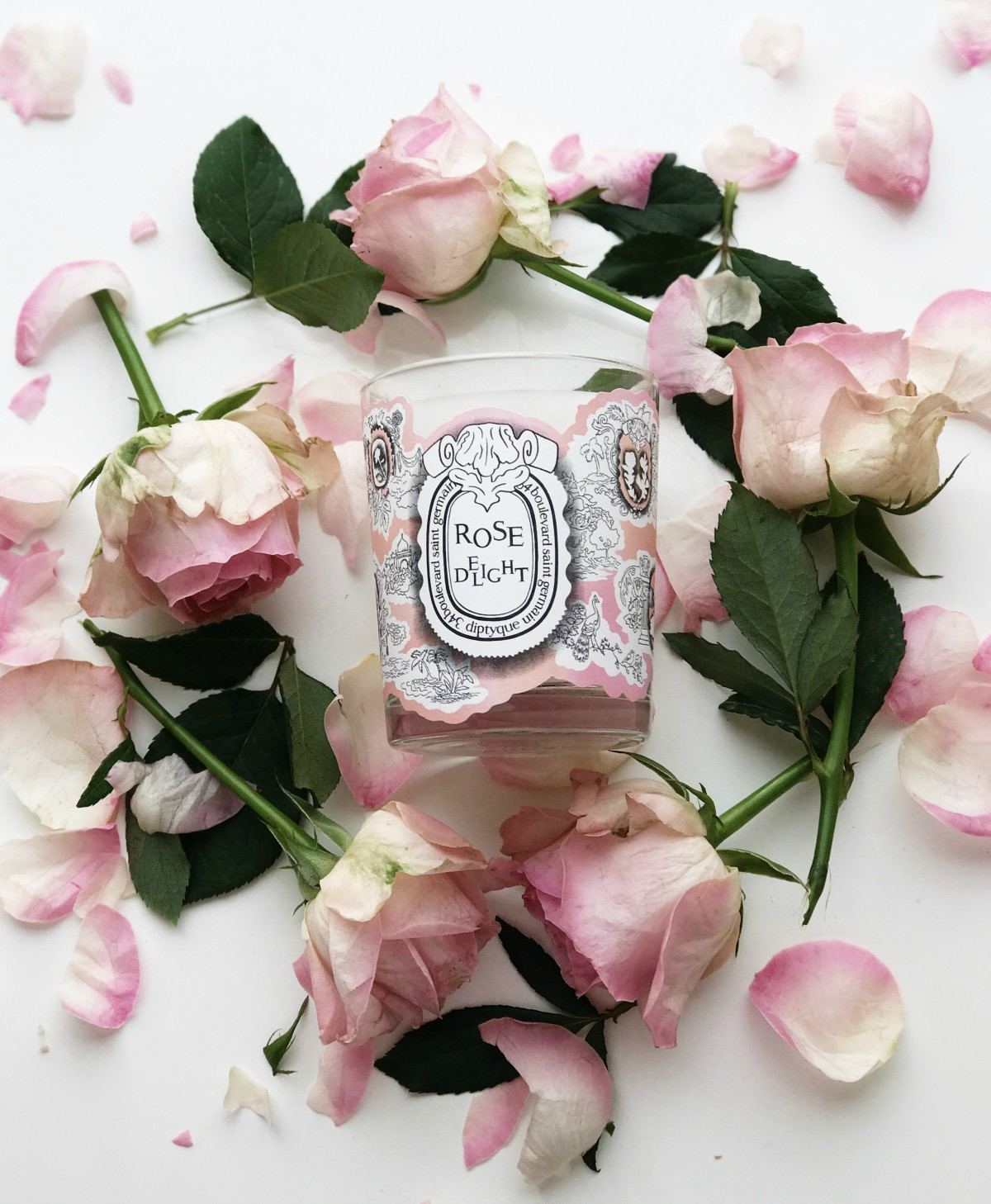 Diptyque Rose Delight Candle Valentine's Day 2018 Review