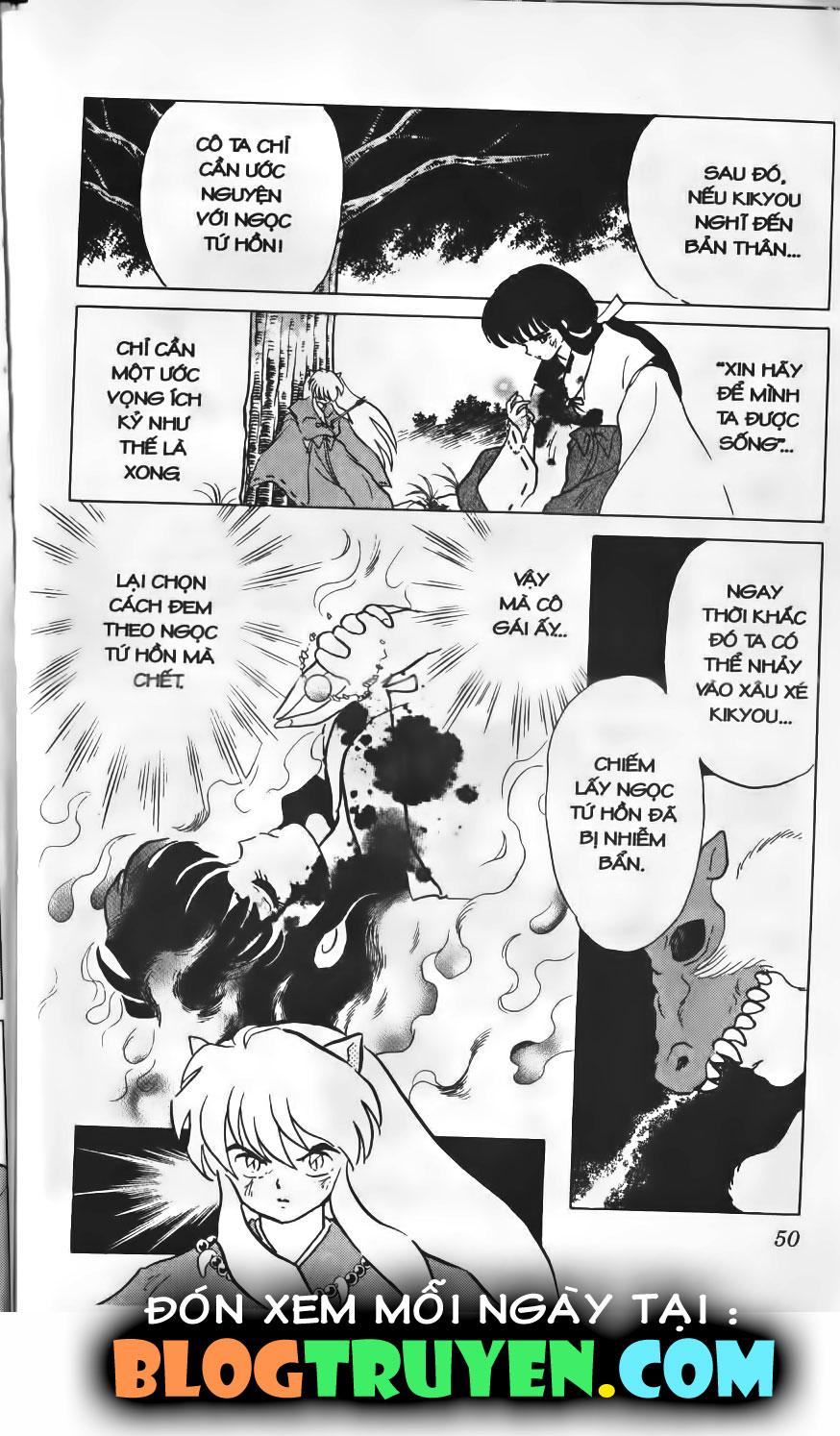 Inuyasha vol 08.3 trang 11