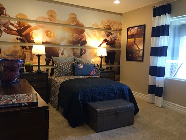 Dormitorios tem ticos juveniles para adolescentes for Dormitorios tematicos