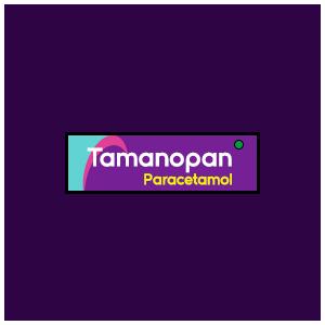 Tamanopan Kaplet : Paracetamol 500 mg