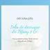 Tiffany & Co. lança sua 1ª linha com artigos de decoração e artigos para casa