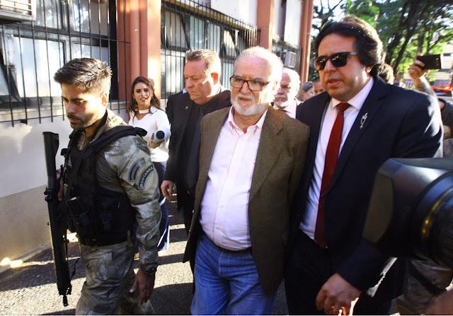 Eduardo Azeredo preso