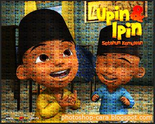 Cara Membuat Mozaik Foto Dengan Photoshop