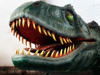 Dinossauro - Museu Municipal de Candelária