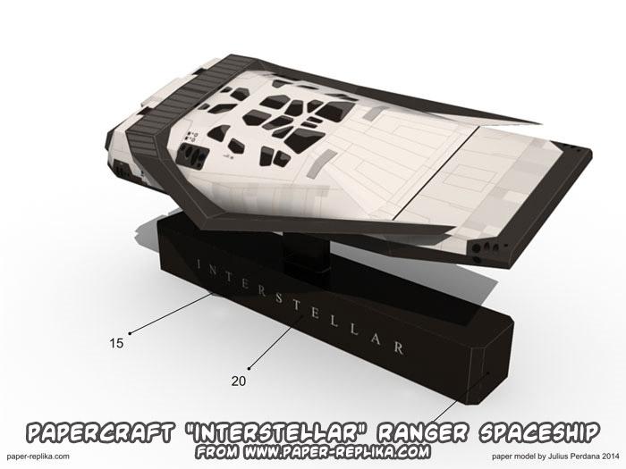 Ranger Spacecraft Interstellar Movie Set (page 3) - Pics ...
