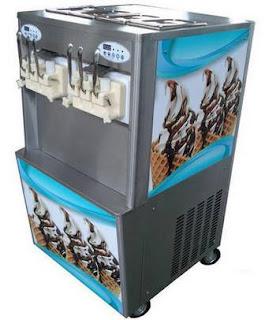 Inilah Daftar Harga Mesin Ice Cream Terbaru Semua Merek