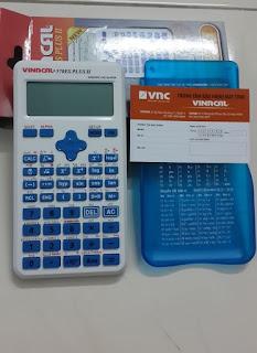 Máy tính Vinacal Esplus 2 chính hãng