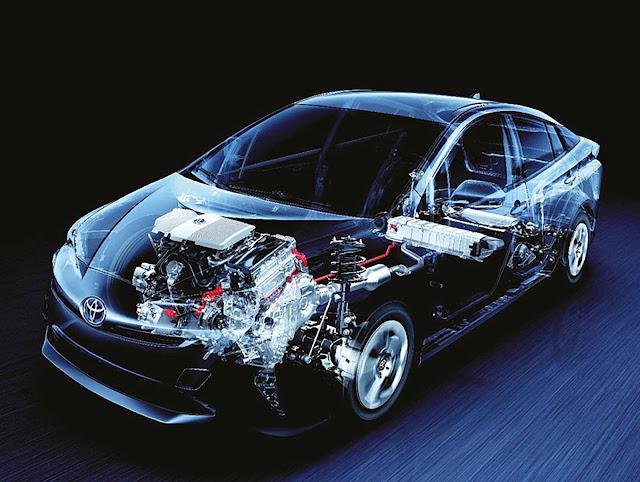 Toyota abre 24.000 patentes de híbridos para outros fabricantes