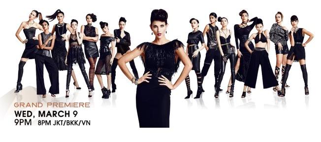 Wanita Melayu Wakili Malaysia Dalam Asia's Next Top Model