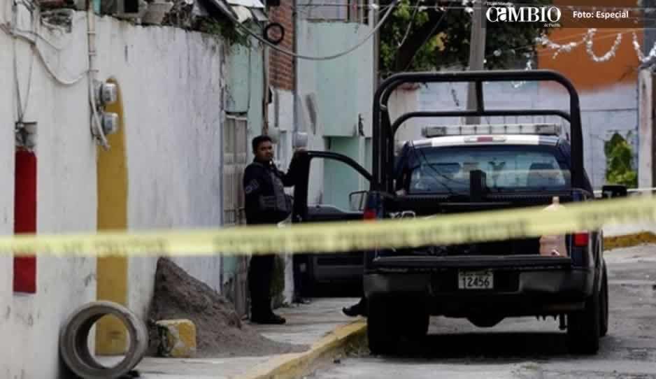 Gatilleros atacan a policías ministeriales en Puebla, ejecutan  a uno y hieren a otro