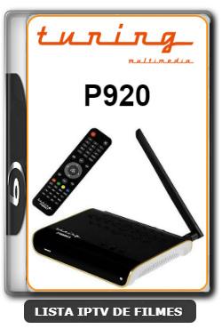 Tuning P920 Nova Atualização Correção no IKS e Correção no VOD V1.57 - 13-02-2020