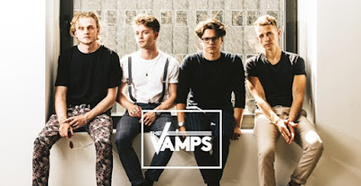 THE VAMPS announce Four Corners UK Tour 2019