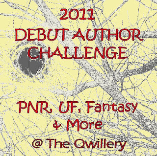 2011 Debut Author Challenge - October Debut Authors