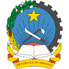 Logo Gambar Lambang Simbol Negara Angola PNG JPG ukuran 100 px