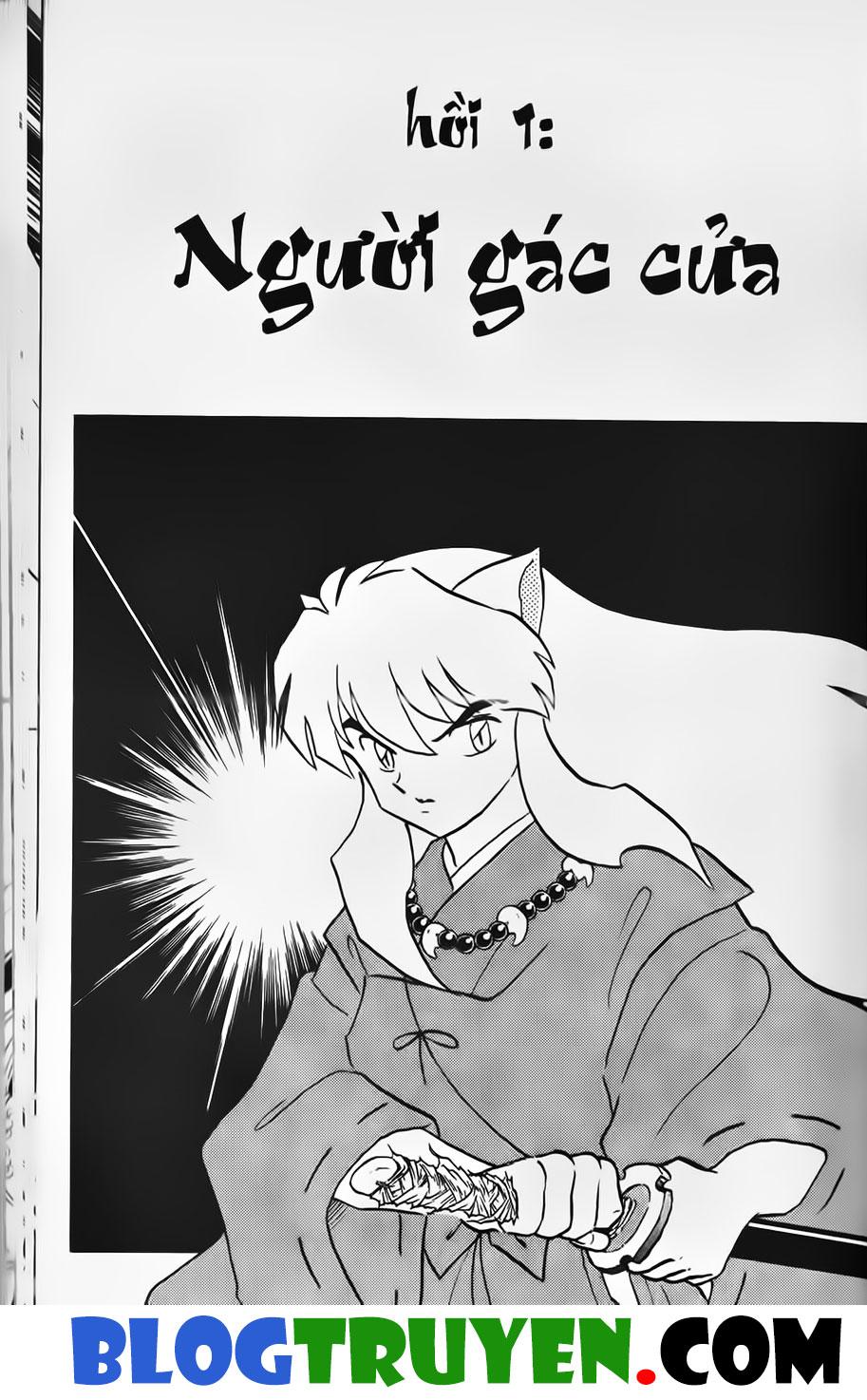 Inuyasha vol 31.1 trang 3