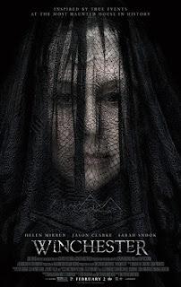 Crítica de la película Winchester: La casa que construyeron los espíritus