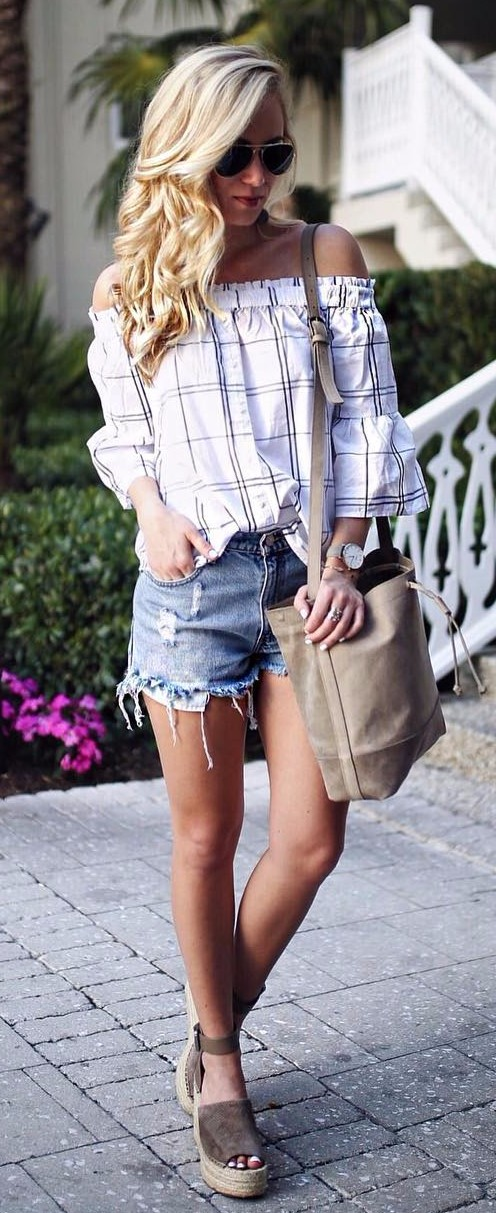 Outfits Club: Spring Obsession: 40 Outfit Ideas To Copy ASAP
