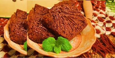 Resep Cara Menciptakan Makanan Ringan Elok Bolu Karamel Super Lembut