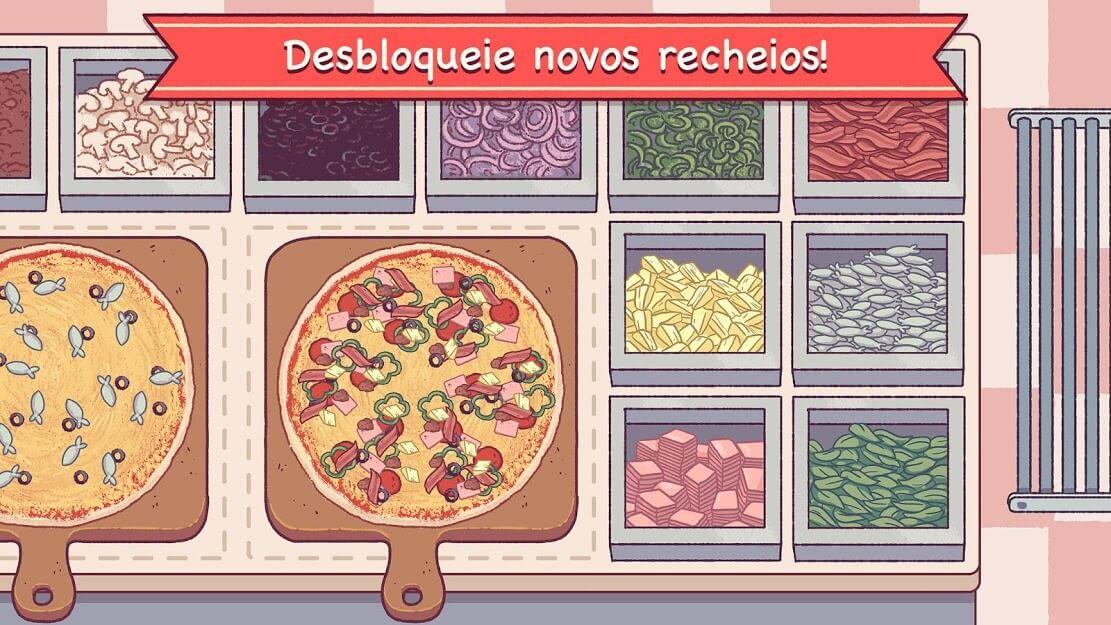 Good Pizza Great Pizza APK MOD Dinheiro Infinito 2021 v 3.9.3