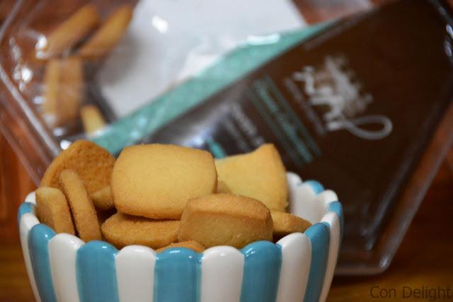 עוגיות חמאה 100% butter cookies