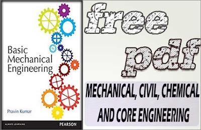 Download Basic Mechanical Engineering By pravin kumar - free pdf