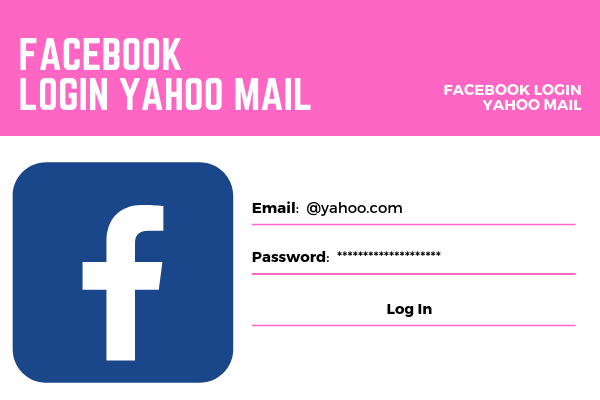 Login yahoo mailfacebook How to